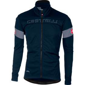 Castelli Transition Jacket Men dark i. blue/moonlight/blue